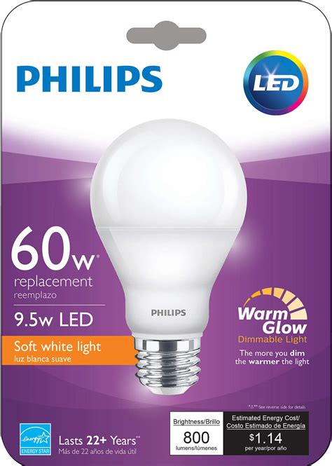 Philips Led Light Bulbs Dimmable Led Lighting Dimmable Bulbs Lighting Ideas