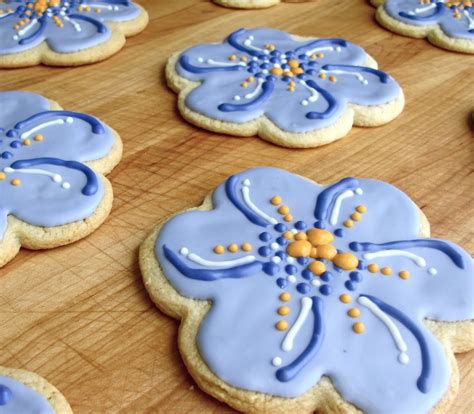 sugar cookie decorating idea flowers sugar cookie decorating ideas