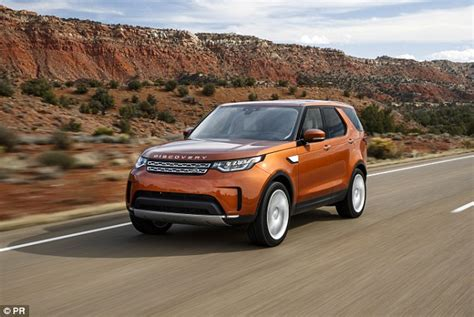 land rover discovery named car of the year daily mail