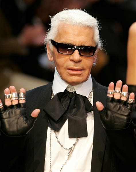Karl Lagerfelds Own Brand Is Set To Expand by Copykarl Chanel Designer Lagerfeld Sued In Trademark