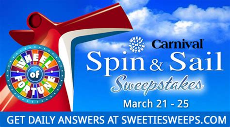 Sweepstakes Answers - wheel of fortune solutions contact form upcomingcarshq com