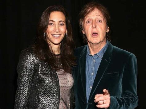 Was Paul Mccartney With Nancy Shevell by 15 Couples Who Lead Surprisingly Modest