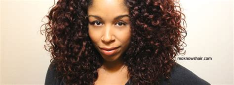 mo knows hair color see how to nourish and recover curls after heat styling