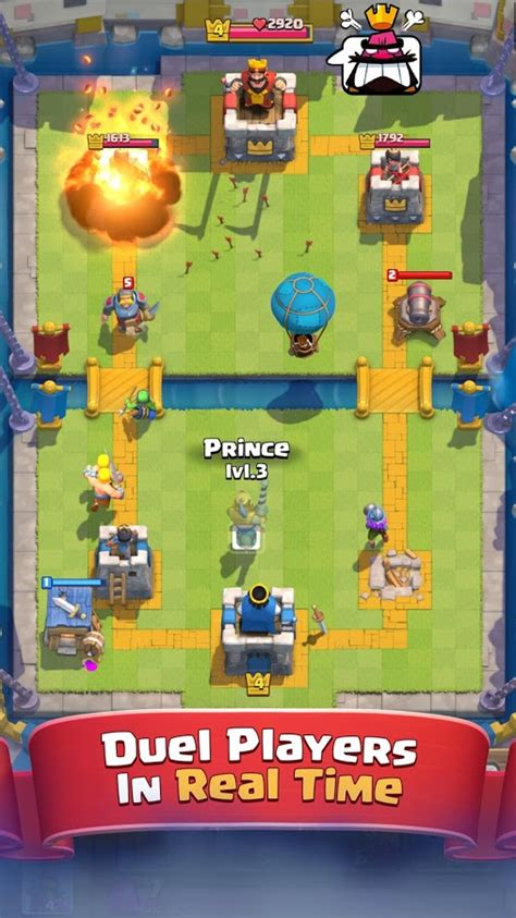 game clash royale mod apk clash royale apk v1 7 0 mod unlimited money for android