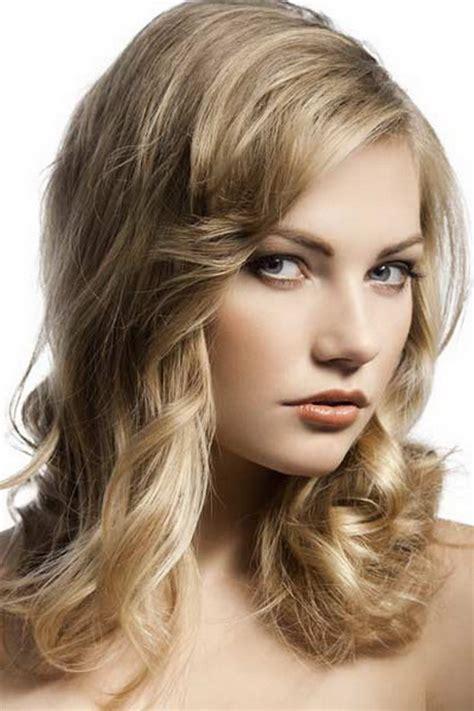 medium hairstyles  thick curly hair