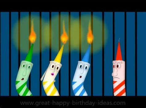 Happy B?day Singing Candles For You. Free Songs eCards