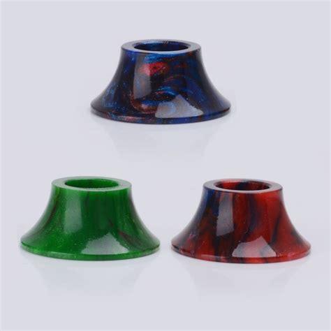 Driptip Resin Mage Rta replacement random color resin drip tip for coilart mage rta gta