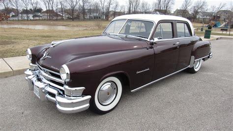 1952 Chrysler Imperial by 1952 Chrysler Imperial F105 1 Kansas City 2016