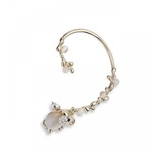 ear cuff jewelry fashion ear cuff wrap earrings elephant butterfly fish seahorse gecko ebay