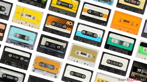 bisnis kaset pita masih laku meski tak kelihatan kurs rupiah