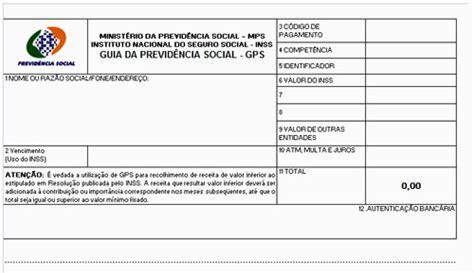 valor guia previdencia social 2016 newhairstylesformen2014com valor guia previdencia social 2016 calculo da gps guia