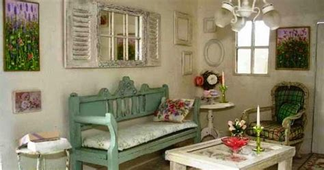 popular shabby chic paint colors