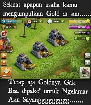 kumpulan meme lucu clash of clans coc gokil