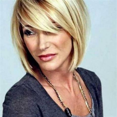 square face short hairstyles for women over 50 hairstyles for 50 with square hair styles for square