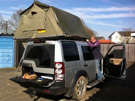 range rover cing maggiolina roof tent uk best image voixmag com