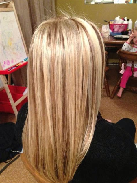 blonde hair with lowlights pictures blonde with lowlights hairspiration pinterest