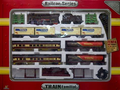 Mainan Kereta Happy Park jual mainan anak kereta api fenfa merah happy toys