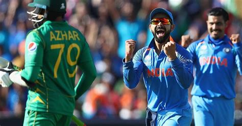india vs pakistan five reasons why india vs pakistan clash is the of