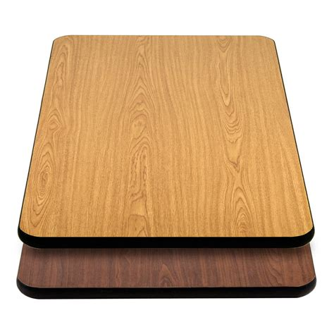 Rectangular Table Top by Lancaster Table Seating 24 Quot X 42 Quot Laminated Rectangular