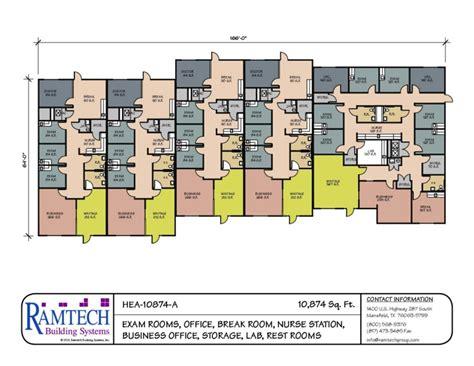 doctor office floor plan modular building floor plans healthcare clinics
