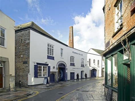 plymouth distillery plymouth gin distillery le page architectsle page