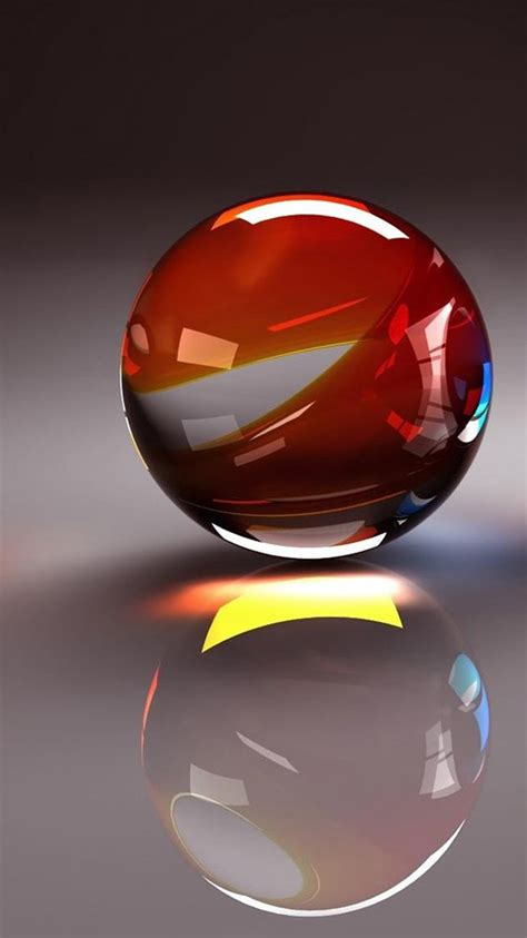 wallpaper 3d s8 3d crystal clear iphone 6 wallpapers hd iphone 6 wallpaper