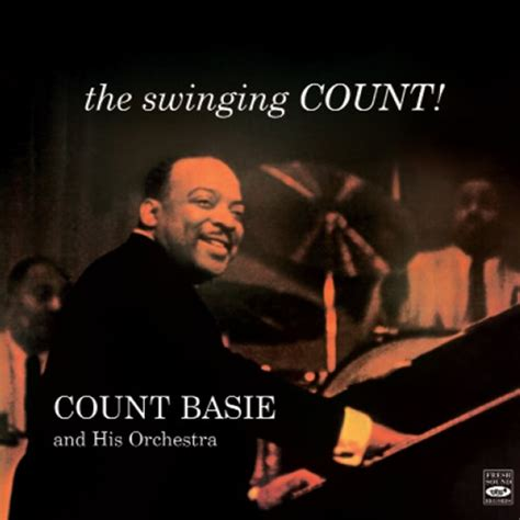 count basie orchestra swinging singing playing count basie the swinging count blue sounds