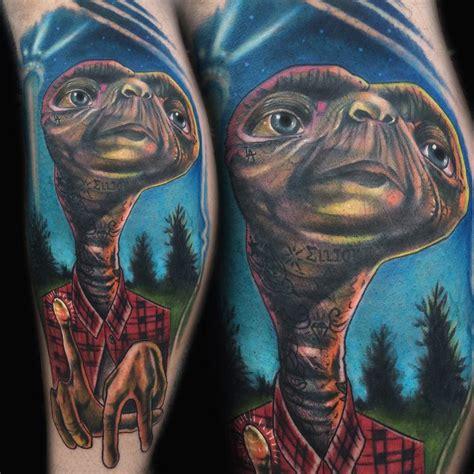 cholo e t by johnny smith tattoos