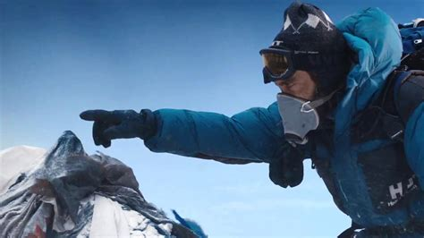 film everest gebaseerd op everst verslag van de premi 232 re en de film