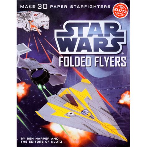 How To Make A Paper Airplane Book - wars folded flyers use the of your own