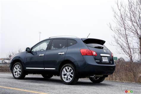 nissan rogue 2012 reviews 2012 nissan rogue sl awd car news auto123
