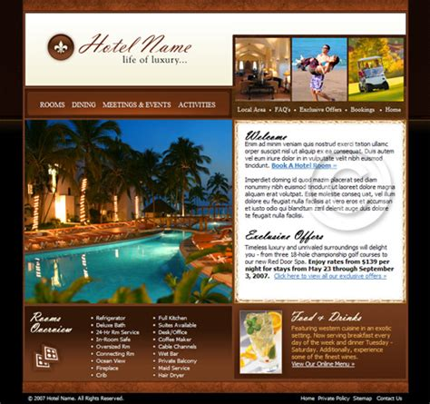 hotel website templates for asp net hotel website template hotel template hotel web template