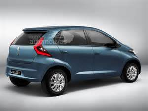new small cars 2015 renault s upcoming small car codenamed xba expected to be