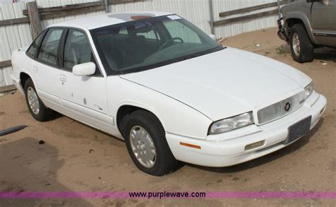 1996 Buick Regal Limited 1996 Buick Regal Information And Photos Momentcar