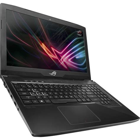 15 6 Asus Republic Of Gamers I7 Gaming Laptop Review asus 15 6 quot republic of gamers strix gl503vd gl503vd db74