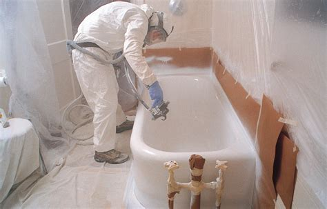 Cast Iron Sink Refinishing by Refinish Your Cast Iron Tub This House