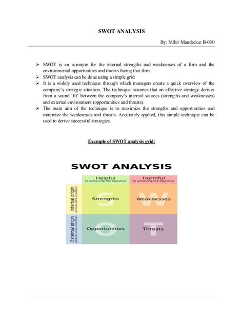Weaknesses Of Toyota Toyota Analysis Of Vision Statement Corporate Level