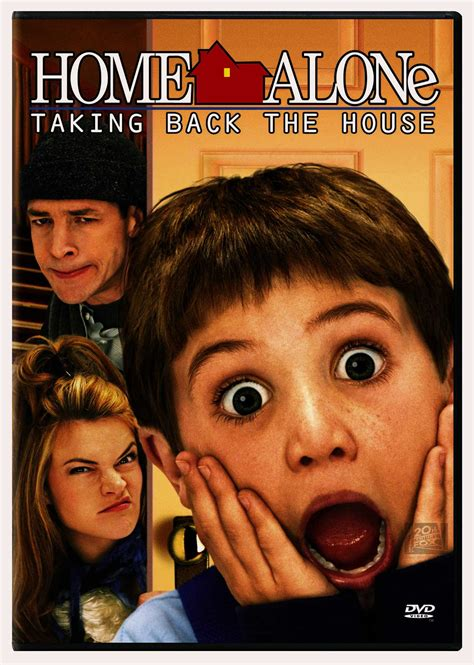 home alone 4 taking back the house by weinberg michael dvd