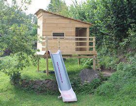 Moderne Gartengestaltung 4737 by Kreative Kiste Kinder Stelzenhaus F 252 R Den Garten Selber