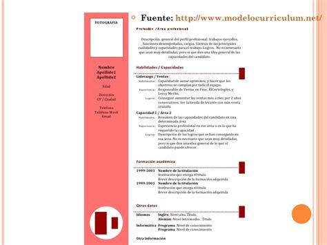Plantilla De Curriculum Vitae Combinado Como Realizar Un Curriculum Vitae Exitoso