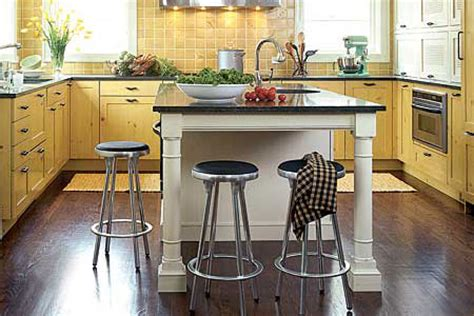 Images Of Kitchens With Islands kitchen island design ideas this old house