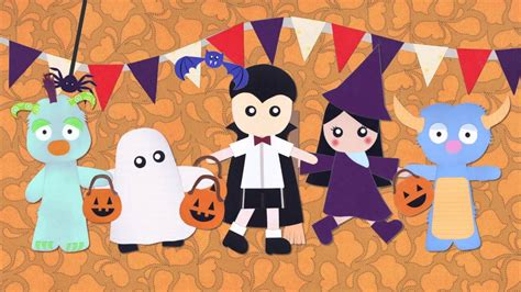 imagenes monstruos halloween los monstruos halloween song in spanish by music with