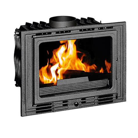 invicta foyer 700 eco closed fireboxes wood and gas fireplaces cheminee