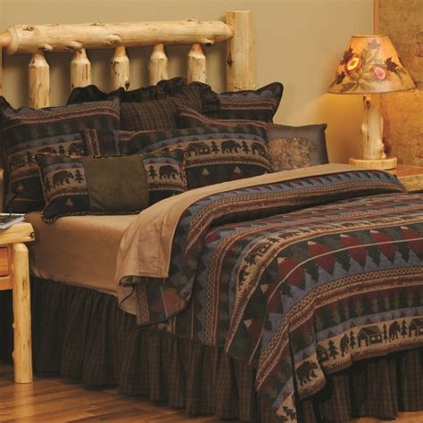 Cabin Bedding Set Cabin Pillow 20 Quot X20 Quot By Wooded River