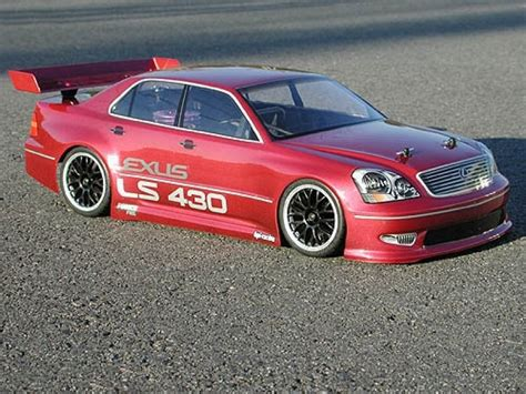 Hpi 7478 Lexus Ls430 200mm Clear 200mm Touring Car Shells hpi lexus ls 430 clear 200mm hobby shop sydney