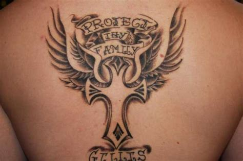 tattoo family protection protect thy family tattoo