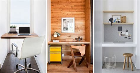 office desk small space small home office idea make use of a small space and