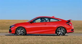2017 honda civic si arrives tomorrow at 24 775 the