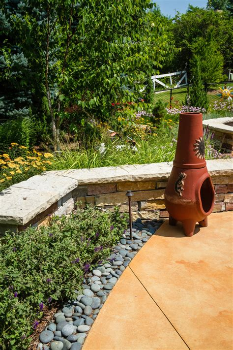 chiminea landscape ideas baroque chiminea innovative designs for landscape traditional