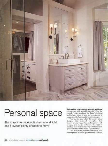 bathroom trends magazine trends magazine bathroom edition november 2011